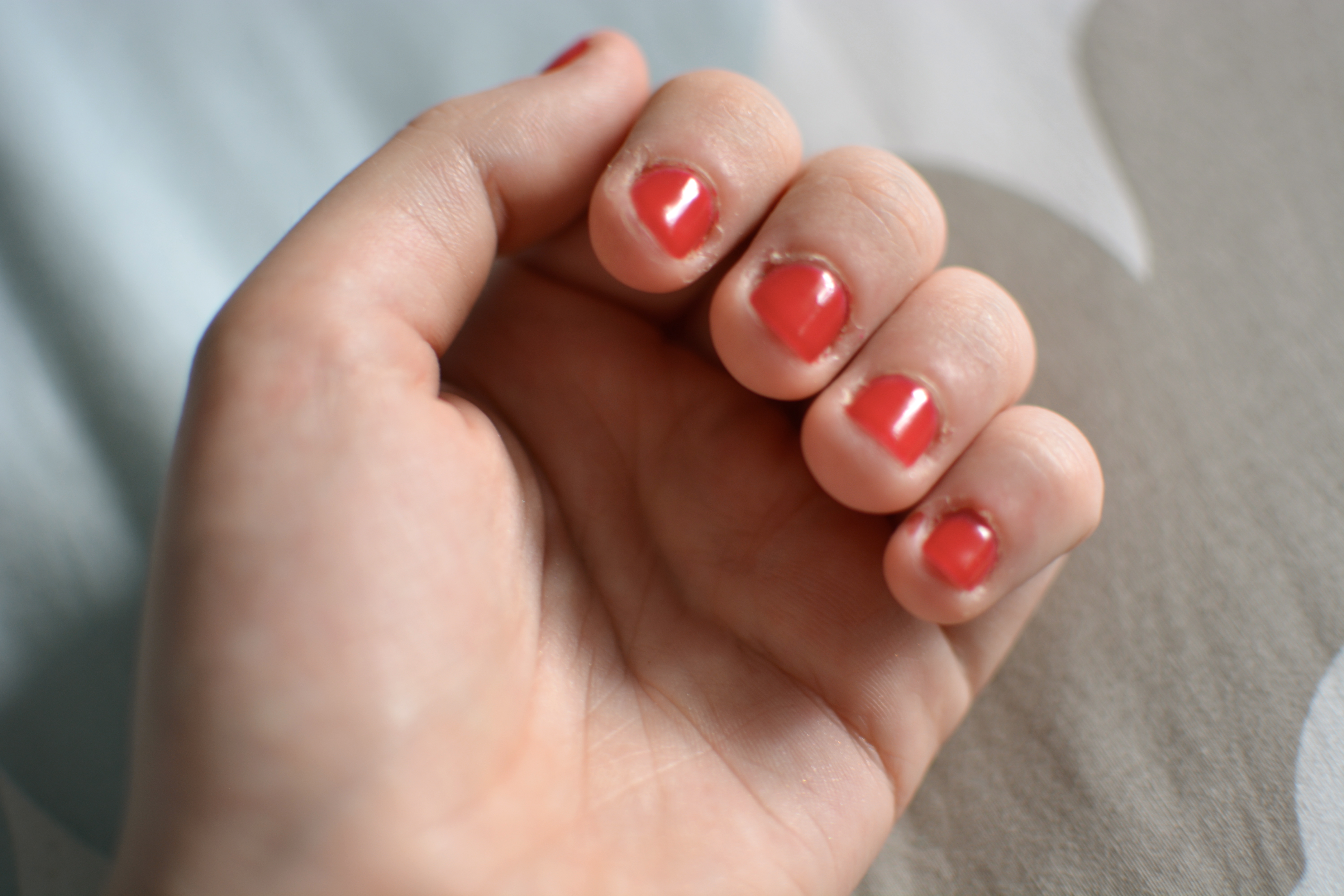 Things Are Looking Up - Review: Sally Hansen Gel Manicure Starter Kit
